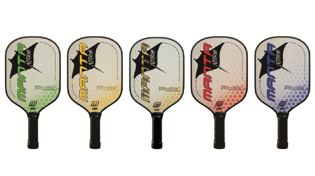 Manta Nitro Pickleball Paddle