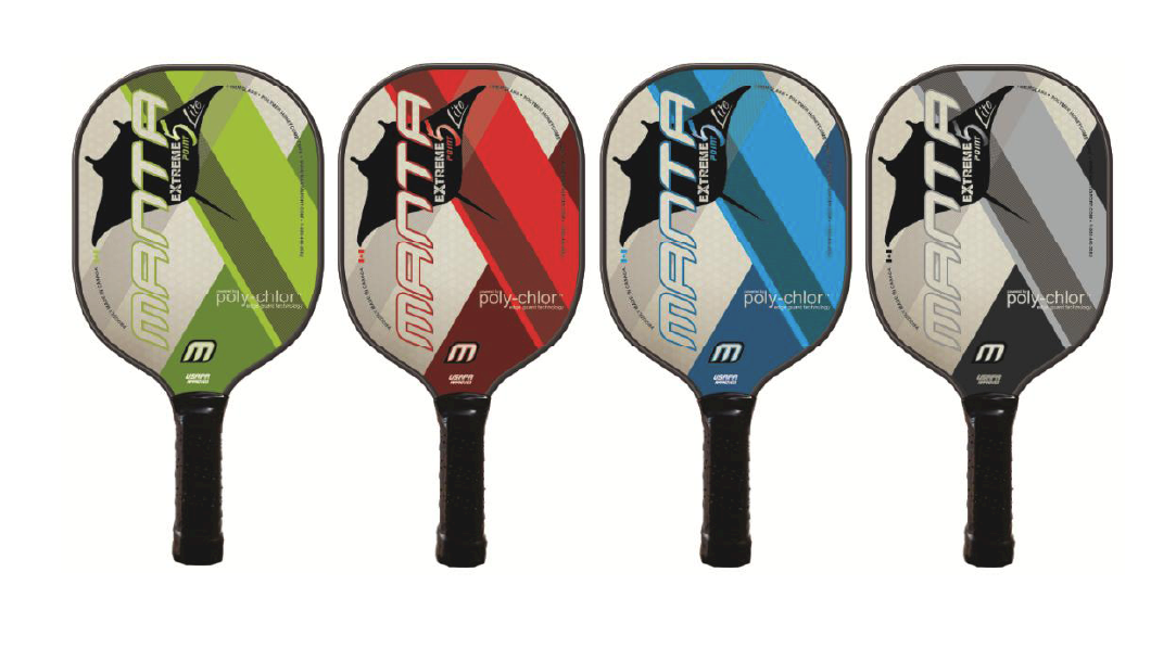 Manta Extreme Point 5 Lite Pickleball Paddle